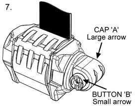 1973-80 mgb & mg midget securon 3 point retractable seat belt.