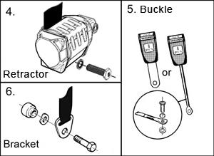 Landrover helpful diagrams.
